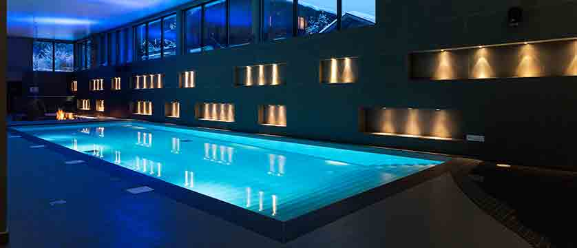 Hotel Heliopic, Chamonix, France - indoor swimming pool.jpg